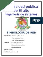 SIMBOLOGIAS DE RED