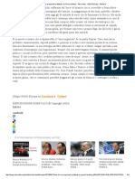 Bce-Fmi Si Preparano a Default, Ma Grexit Lontana - Altre News - ANSA Europa - ANSA