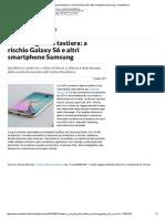 C'è Un Bug Nella Tastiera_ a Rischio Galaxy S6 e Altri Smartphone Samsung - Repubblica