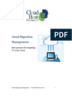 Cloud-Migration-Management Best Practice Imp VVVVV