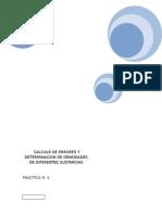 Calculo de Errores y Determinacion de Densidades de Diferentes Sustancias