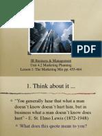 marketingplanning