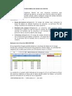 Funciones de Base de Datos 2