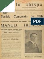 La Chispa 1931