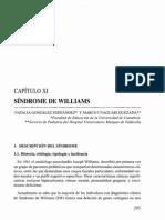 Sindrome de Williams Cx