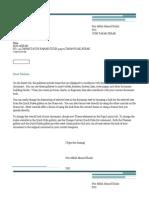 Letter Merge Afifah