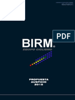 Equipo Birm Ecuador