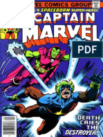 Captain Marvel 58 Vol 1