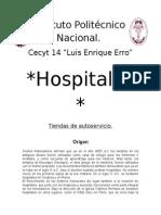 CONTABILIDADES HOSPITALES