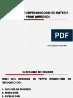 Fcb_ Nulidad_ Redacción de Impugnaciones Materia Penal