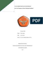 Tes Standar Dan Pengajaran Dalam Psikologi Pendidikan