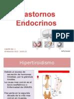 Trastornos Endocrinos- Psicosomatica.