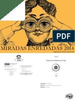Catálogo Miradas Enredadas 2014