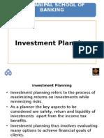 3. Investment Planning
