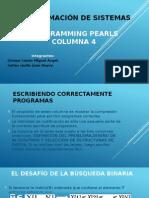 Programming Pearls