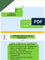 Objetivos de La Gerontologia