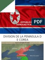 Corea Norte