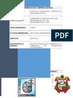 Auditoria energetica del ITSSAT