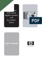 hp635 user manual