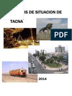 Analisis Situacional de Salud en Tacna