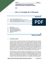 Guía de Prácticas de Tecnología de La Información - Sesión 01 - 2014 (1)
