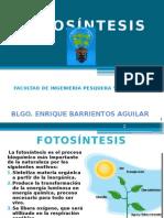 Cap 8.- Fotosíntesis (1)