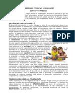 Desarrollo Cognitivo y Estilos de Aprendizaje