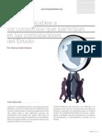 Reglas Aplicables a Los Consorcios[1]