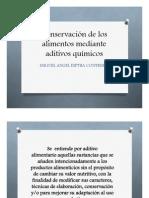 Conservación de los alimentos mediante aditivos químicos.pdf