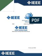 WorkBook IEEE Institut Teknologi Telkom Student Branch