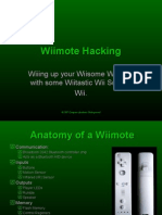 Wiimote Hacking