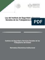 Ley del Instituto de Seguridad y Servicios Sociales de los Trabajadores del Estado.pdf