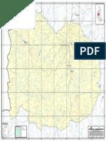 Mapa Politico de Huancasancos