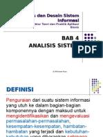 4 Analisis Sistem