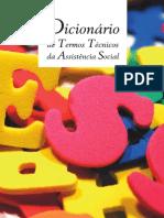 Dicionario Do Assistente Social.