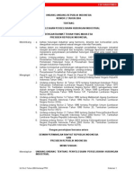 UU No.2 Tahun 2004 PPHI