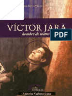 Victor Jara, Teatro