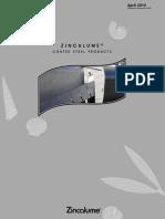 Zincalume® Steel Brochure