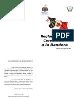 Cermonial de La Bandera e.f