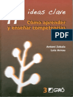 Zabala 11 Ideas Clave