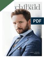 Archibald Men - Spring 2015