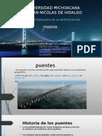 metodologia puentes