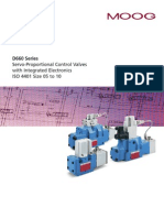 servo proportional controll valve