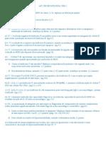 AP2 de Imunologia 2006