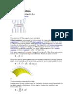 Flujo magnético fisica
