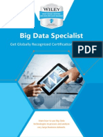 Wiley Big Data Specialist by Jigsaw Academy