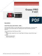 Guppy PRO DataSheet F-031 V3.0.2 En