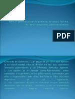 6ta Clase Gobiernos de Facto1