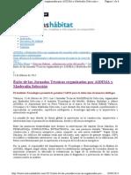 Exito Jornadas Tecnicas AIDIMA MADERALIA 2015