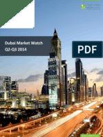 Dubai Market Watch Q2-Q3 2014
